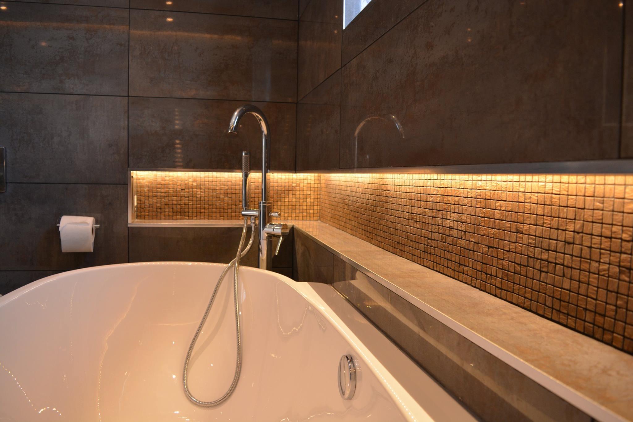 Porcelanosa bathroom renewal for Porcelanosa bathrooms prices